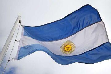 Argentina flag Credit Henner Damke Shutterstock CNA