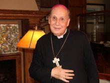 Bishop Javier Echevarría Rodríguez, Prelate of Opus Dei, who died Dec. 12, 2016.