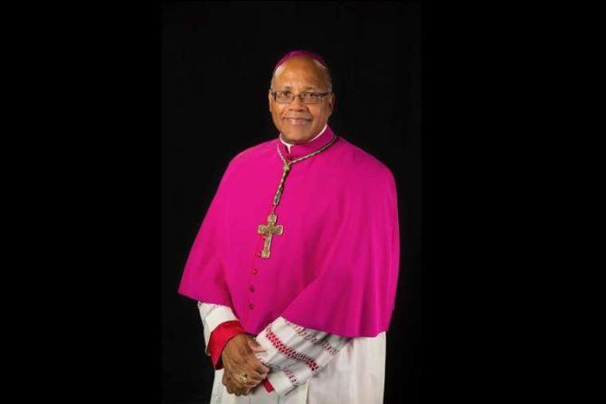 Bishop Martin D Holley Courtesy Photo CNA