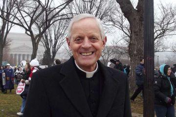 Cardinal Donald Wuerl Credit Michelle Bauman CNA