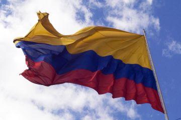 Colombia Flag Credit Polit cnico Grancolombiano Departamento de Comunicaciones via Flickr CC BY NC 20 CNA 8 27 15