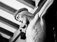 Crucifix.
