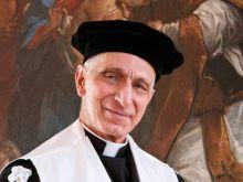Fr. Miguel Ángel Tábet. Photo courtesy of the Pontifical University of Santa Croce.