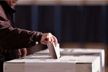 Election vote ballot box Credit roibu  Shutterstock