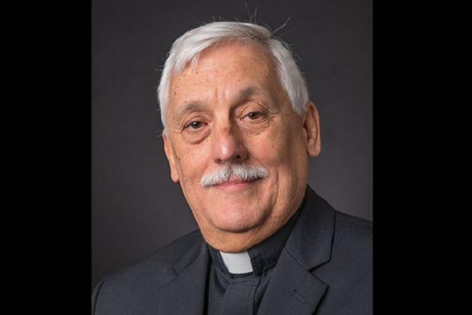 Fr Arturo Sosa SJ Photo courtesy of the Jesuits 36th General Congregation CNA