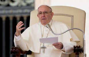 Pope Francis.   Daniel Ibanez/CNA.