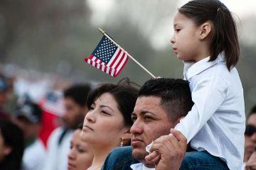 Immigrants rights activists Credit Ryan Rodrick Beiler Shutterstock CNA