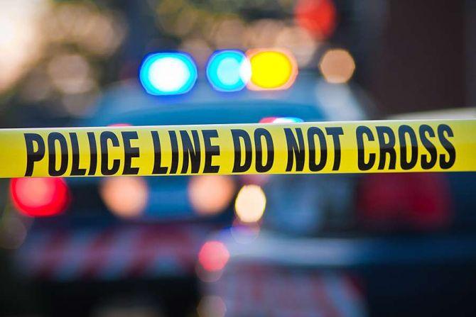 Police line Caution tape Credit carl ballou Shutterstock CNA
