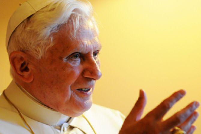Pope Benedict XVI Photo Credit Mazur CNA Vatican Catholic News 5 5 11
