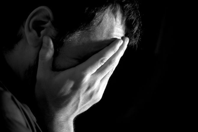 Worried Man Credit Shutterstock CNA