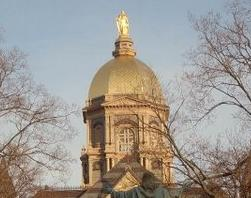 Notre Dame criticized for funding student travel to D.C. homosexual march