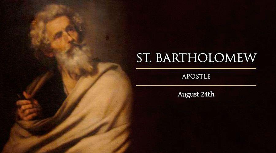 St. Bartholomew, Apostle