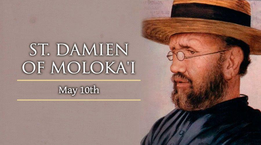 St. Damien of Moloka'i