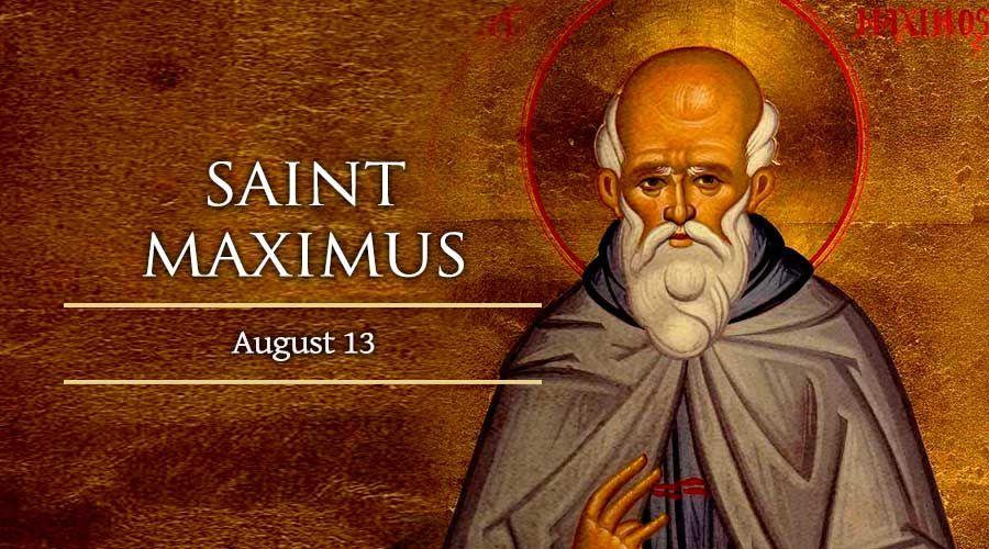 Saint Maximus