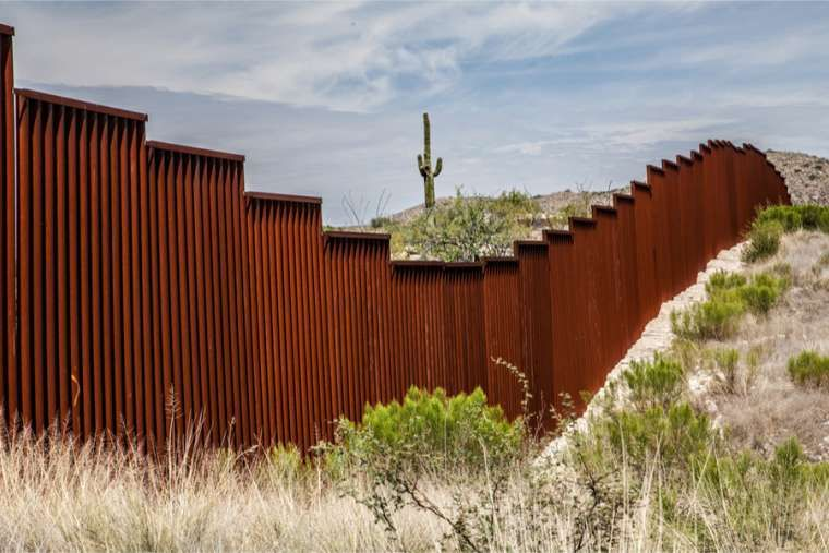 US bishops ask Catholics to pray for Brownsville diocese border wall fight